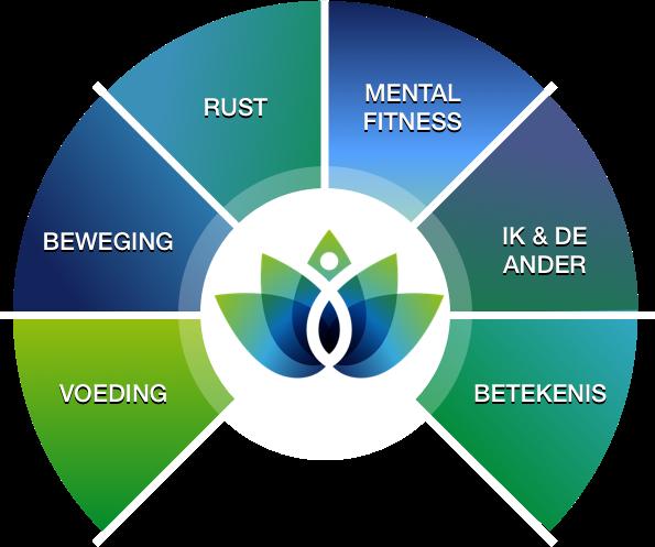 6 pijlers van vitaliteit